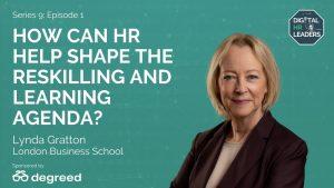 لیندا گریتن و جنبش hotspot در مورد آینده شغل