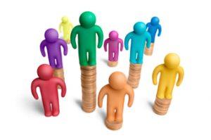 جبران خدمات، ساختار مزد، حقوق و دستمزد