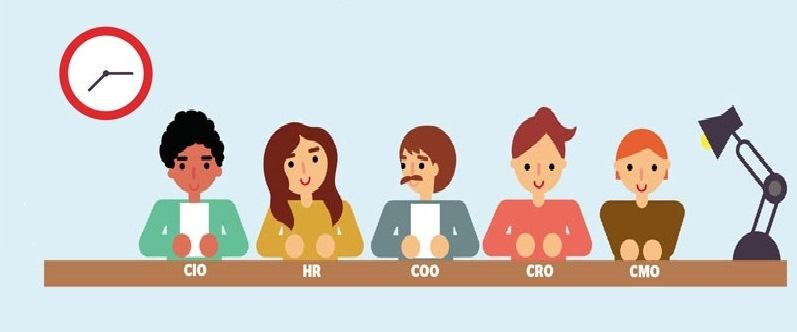استراتژی منابع انسانی، مدیر جدید منابع انسانی