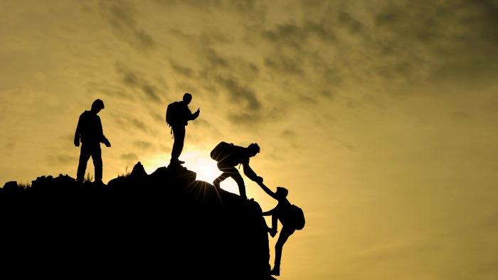 مشاوره منابع انسانی - رهبران بالقوه