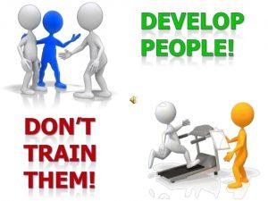 شیوه توسعه مهارت کارکنان