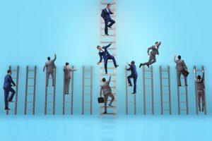 نردبان دو مسیره برای کارراهه شغلی