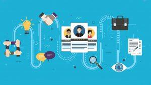 مهارت های فروش و بازاریابی در HR