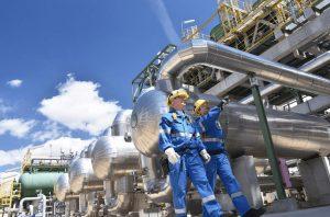 روش هی گروپ در شرکت نفت
